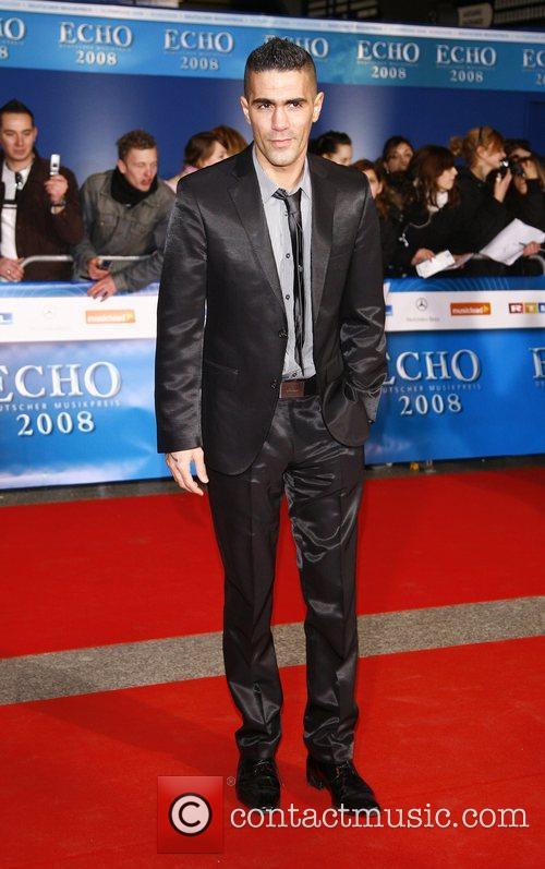 Bushido Echo Deutscher Musikpreis 2008 Awards at ICC...