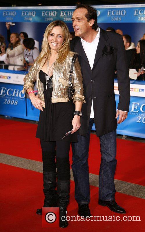 Gundis Zambo, guest Echo Deutscher Musikpreis 2008 Awards...