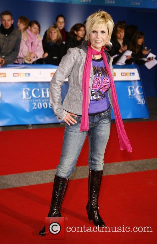 Michaela Schaffrath Echo Deutscher Musikpreis 2008 Awards at...