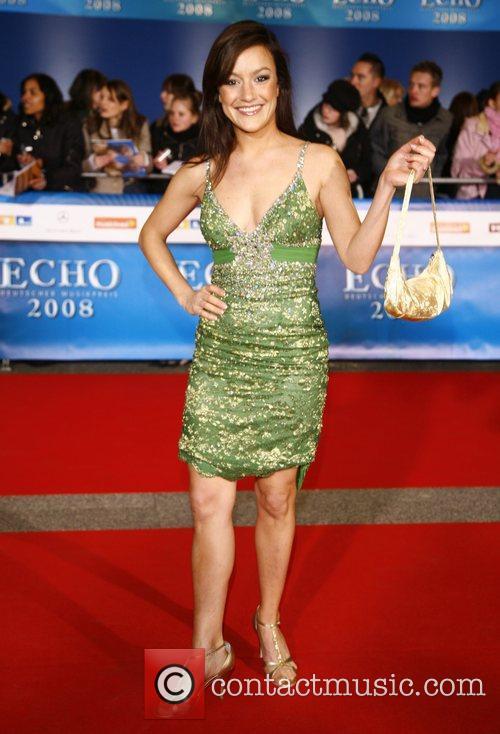 Miriam Pielhau Echo Deutscher Musikpreis 2008 Awards at...