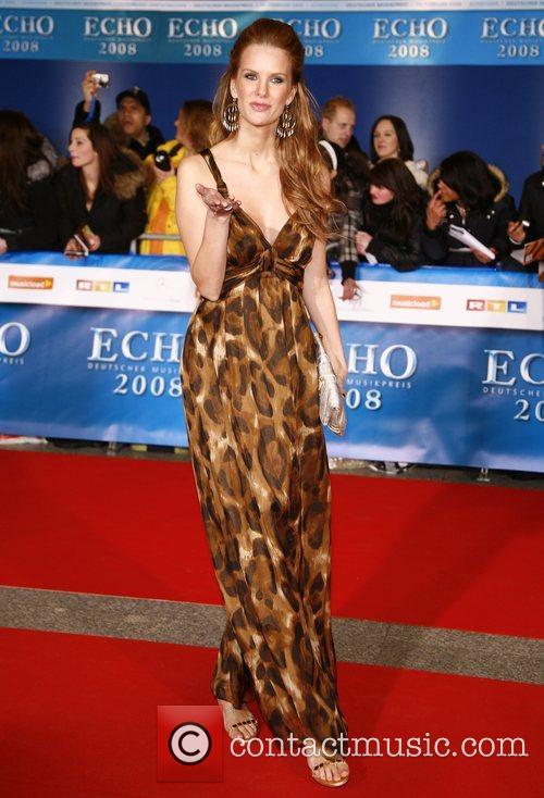 Monica Ivancan Echo Deutscher Musikpreis 2008 Awards at...