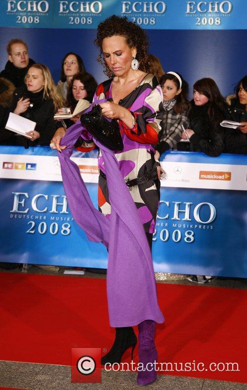 Natascha Ochsenknecht Echo Deutscher Musikpreis 2008 Awards at...