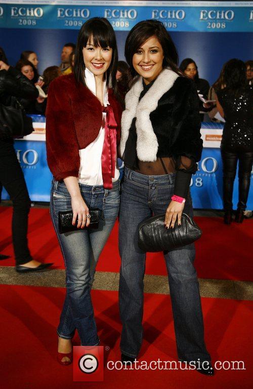 Nela Panghy-Lee, Nina Moggadham Echo Deutscher Musikpreis 2008...