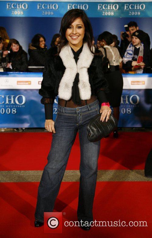 Nina Moggadham Echo Deutscher Musikpreis 2008 Awards at...