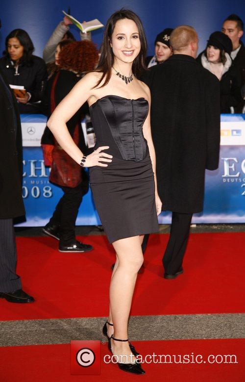 Stephanie Stumph Echo Deutscher Musikpreis 2008 Awards at...