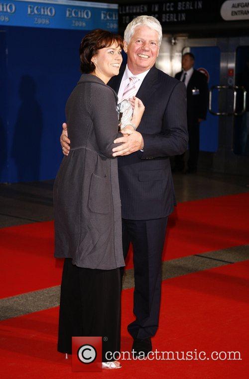 Thomas Stein, guest Echo Deutscher Musikpreis 2008 Awards...