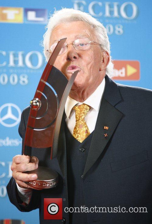 Dieter Thomas Heck Echo Deutscher Musikpreis 2008 Awards...