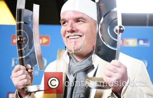 DJ Oetzi Echo Deutscher Musikpreis 2008 Awards at...