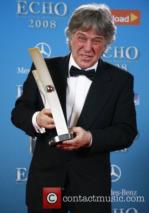Rolf Zuckowski Echo Deutscher Musikpreis 2008 Awards at...