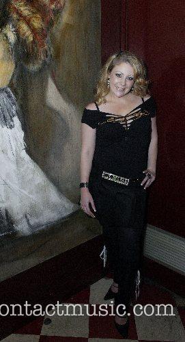 Lil Mama Ed Hardy fashion show at Fringe...