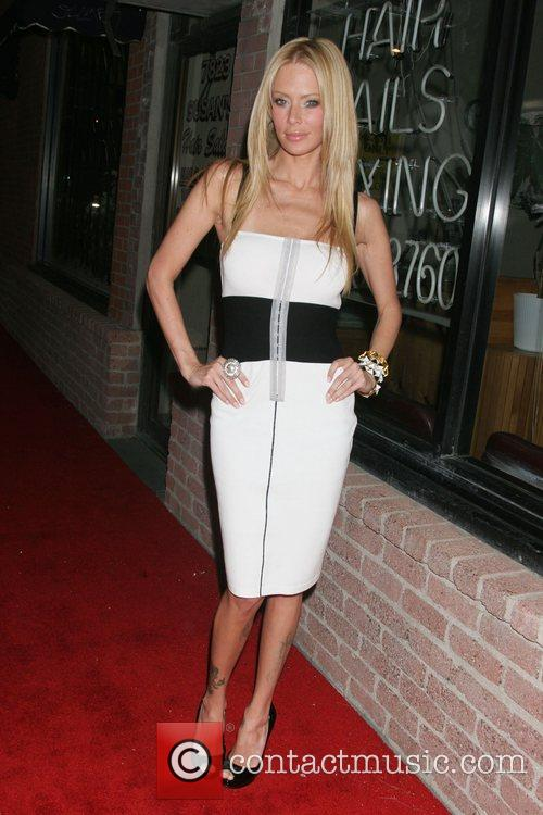 Jenna Jameson arrives at the 'Ed Hardy Holiday...