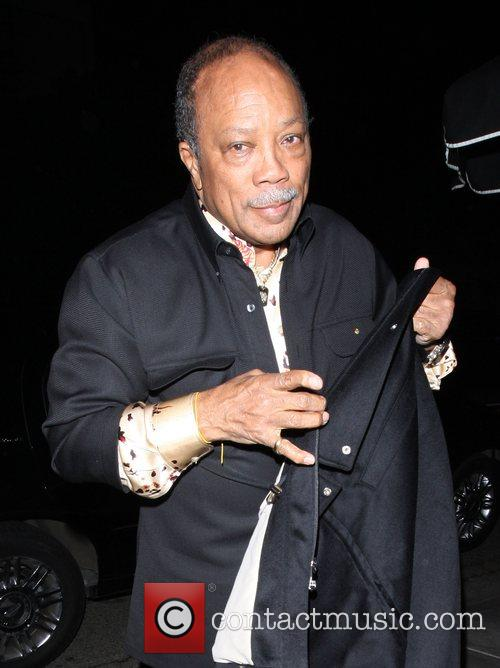 Quincy Jones and Eddie Murphy 2