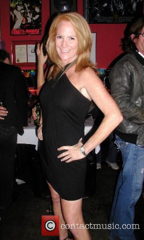 Eden Alpert's birthday bash held at Backstage Cafe