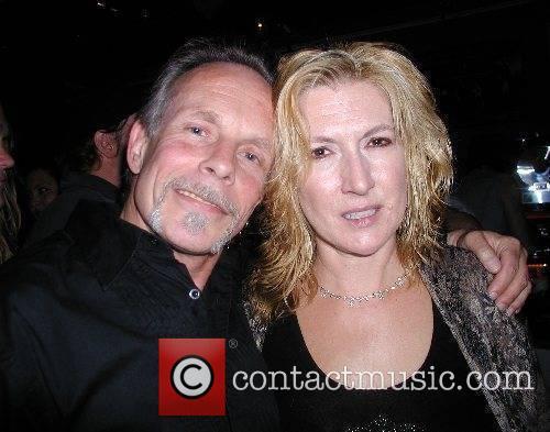 Herb Quick and Monica Wild Eden Alpert's birthday...