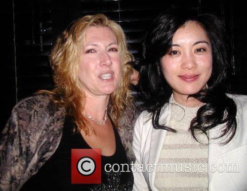 Monica Wild and Yongmei Hu Eden Alpert's birthday...