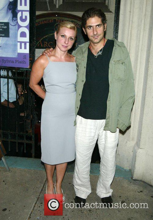 "Opening Night of the Broadway play ""Edge"" held..."