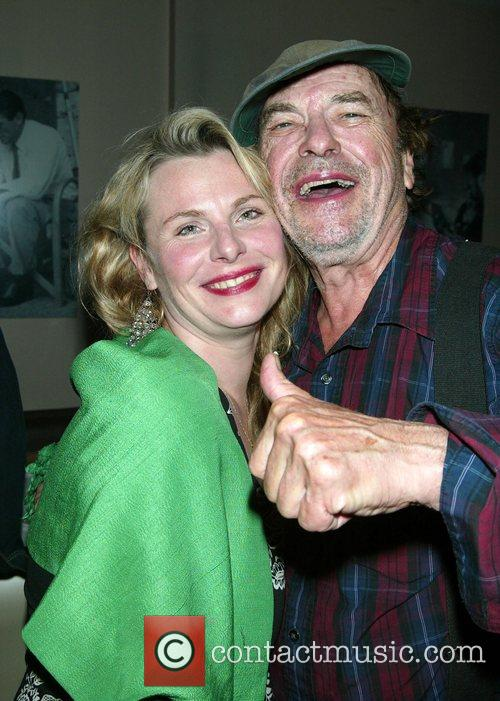 Angelica Torn and Her Father Rip Torn 5