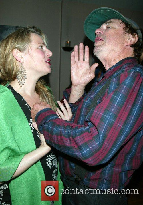 Angelica Torn and Her Father Rip Torn 3