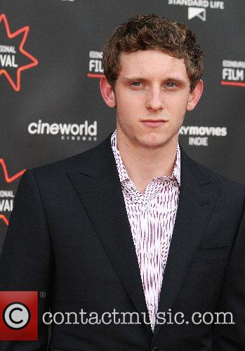Jamie Bell attends the premiere of 'Hallam Foe'...