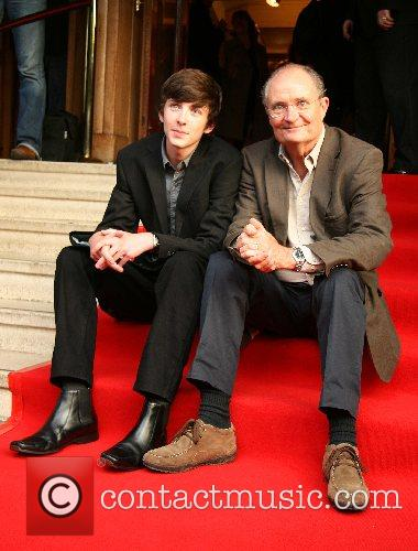 Jim Broadbent and Matthew Beard 2