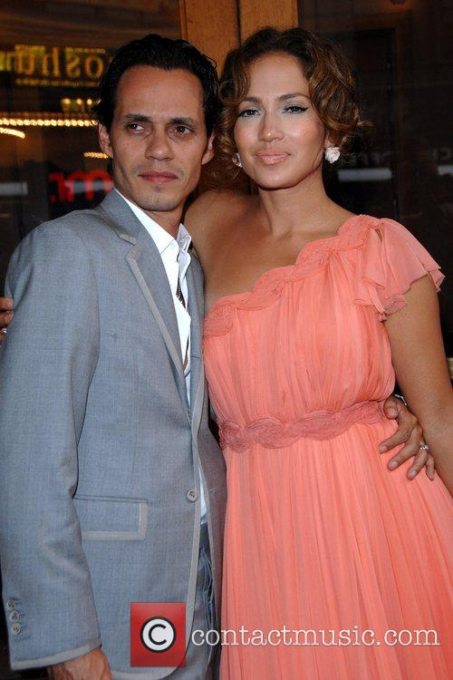 New York Premiere of 'El Cantante' held at...