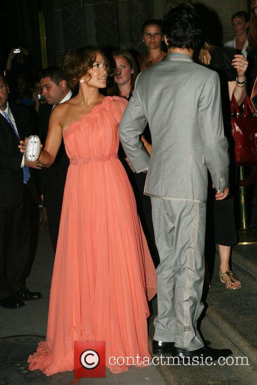New York Premiere of 'El Cantante' After Party...