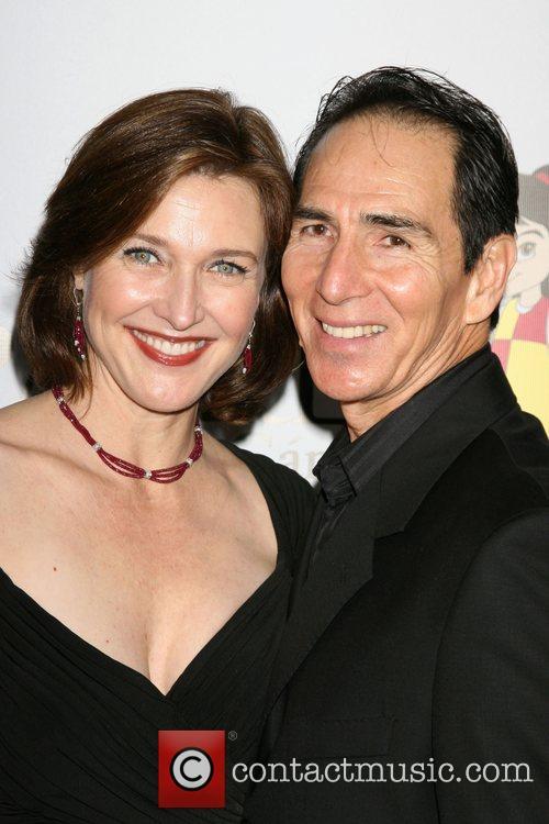 Brenda Strong and Husband Tom Henri