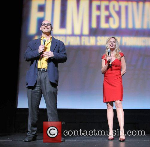 Premiere of the political documentary 'Electile Dysfunction' at...