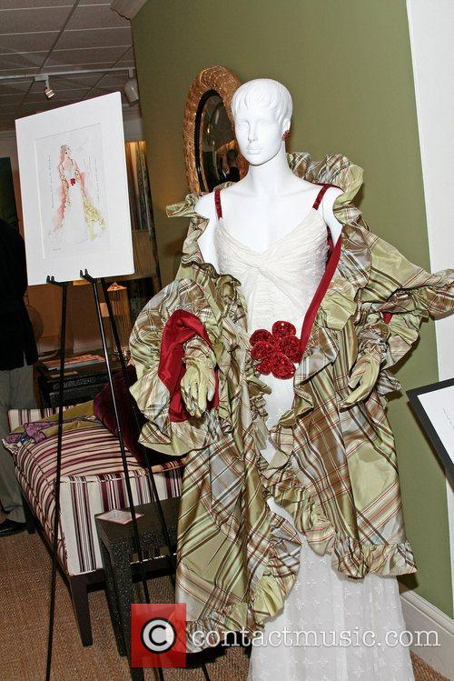 The opening of Defining Elegance an exhibition of...