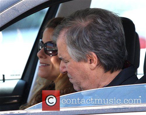 Elisabeth Shue and Her Father James Shue 3