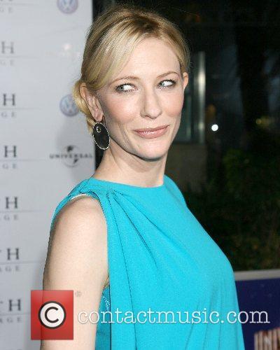 Cate Blanchett World Premiere of 'Elizabeth: The Golden...