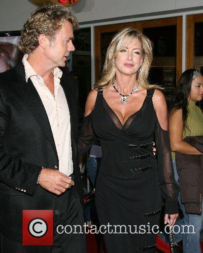 John Schneider and wife World Premiere of 'Elizabeth:...
