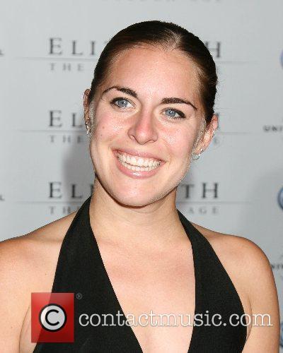 Lauren Karl World Premiere of 'Elizabeth: The Golden...