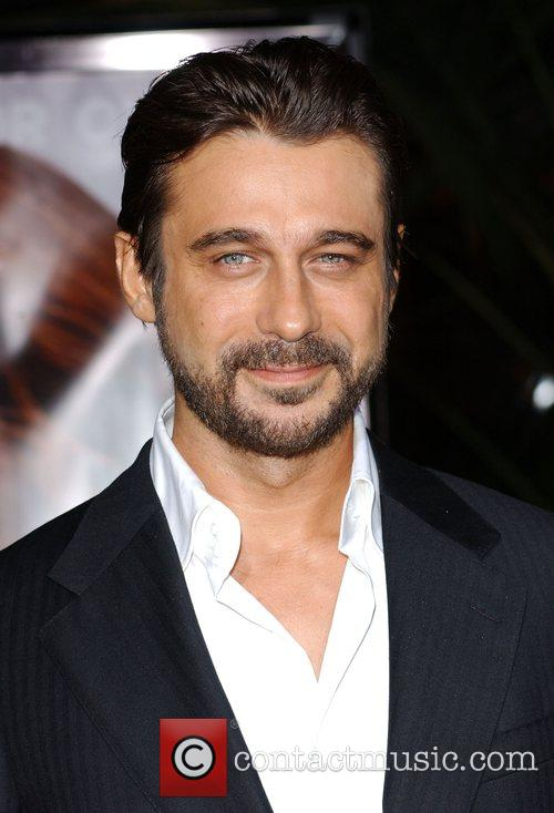 Jordi Molla Film premiere of 'Elizabeth: The Golden...