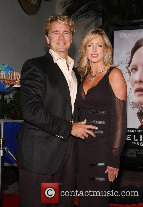 Film premiere of 'Elizabeth: The Golden Age' held...
