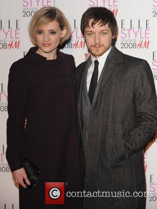 James Mcavoy and Ann-marie Duff 2