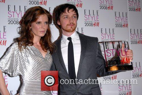 James Mcavoy and Emilia Fox 4