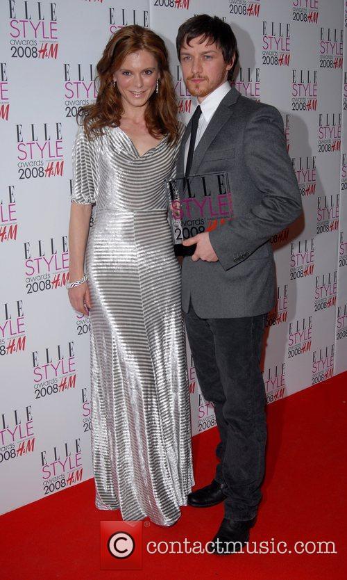 James Mcavoy and Emilia Fox 3