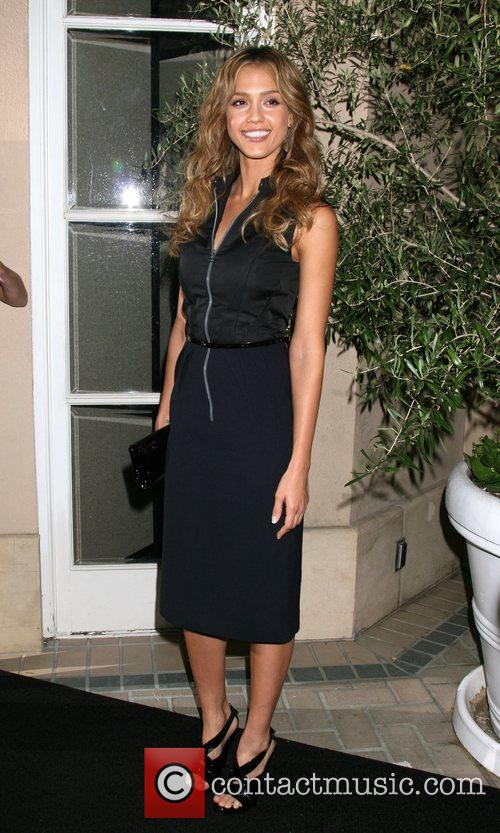 Jessica Alba Elle hosts the 'Women in Hollywood'...