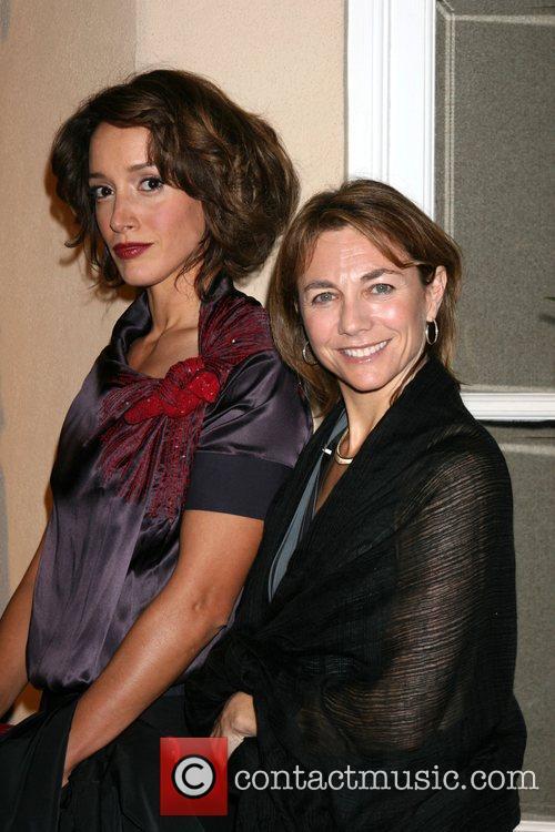 Jennifer Beals and Ilene Chaiken 2