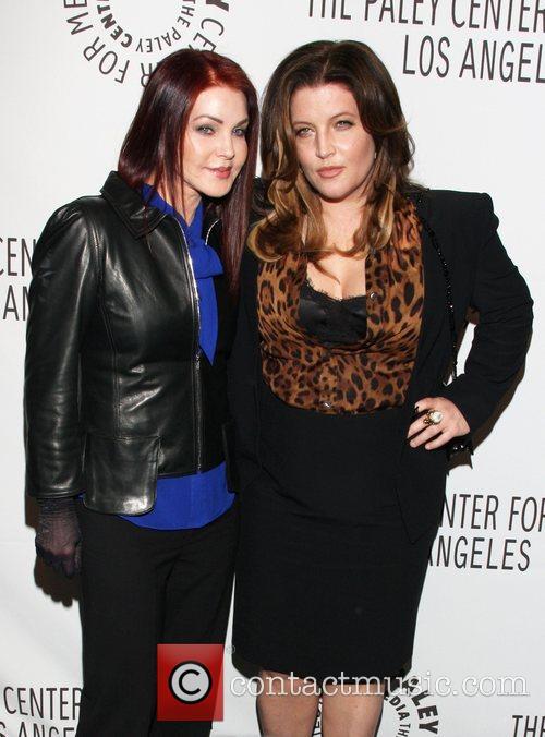 Priscilla Presley and Lisa Marie Presley 6