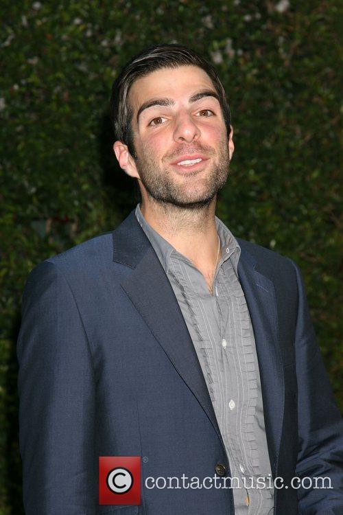 Zachary Quinto Environmental Media Awards 2007 at the...