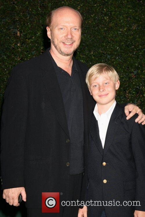 Paul Haggis and Son Environmental Media Awards 2007...