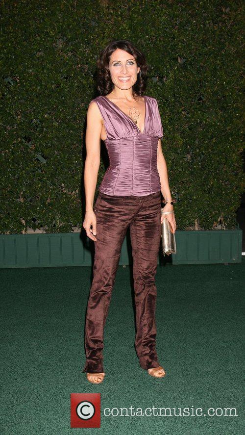 Lisa Edelstein Environmental Media Awards 2007 at the...