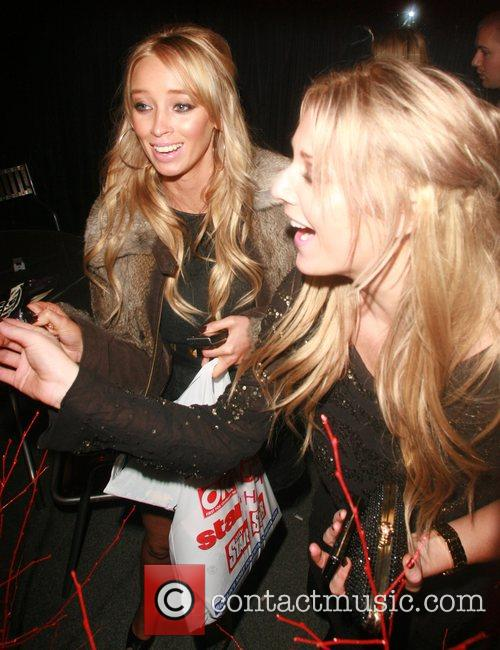 Lauren Pope at the Embassy Club London, England