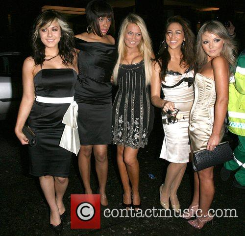 Phoebe Thomas, Leah Lauder, Emily Biggs, Raquelel Gracie...