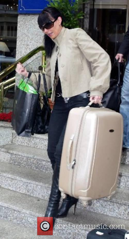 Lucy Pargeter Emmerdale cast leave the Royal Garden...