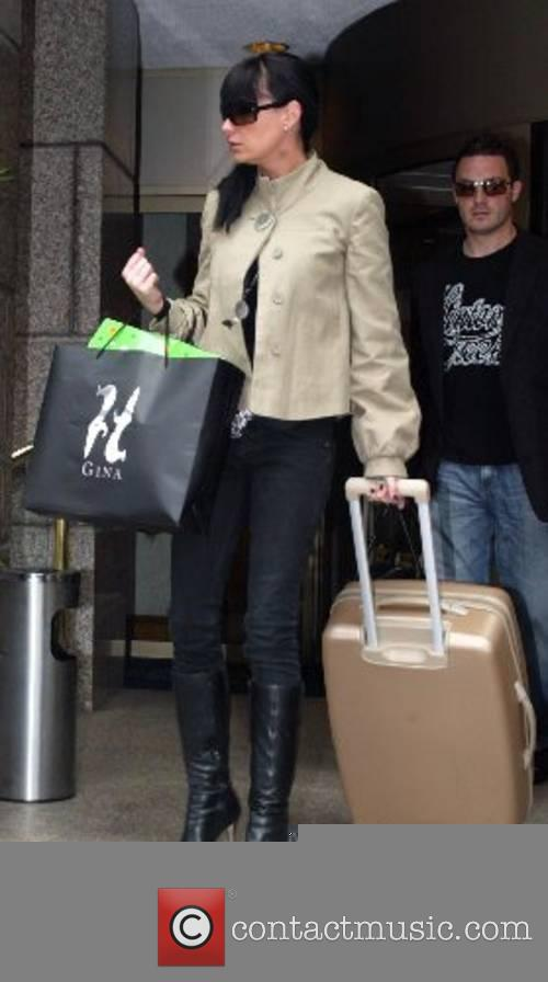 Emmerdale cast leave the Royal Garden Hotel for...