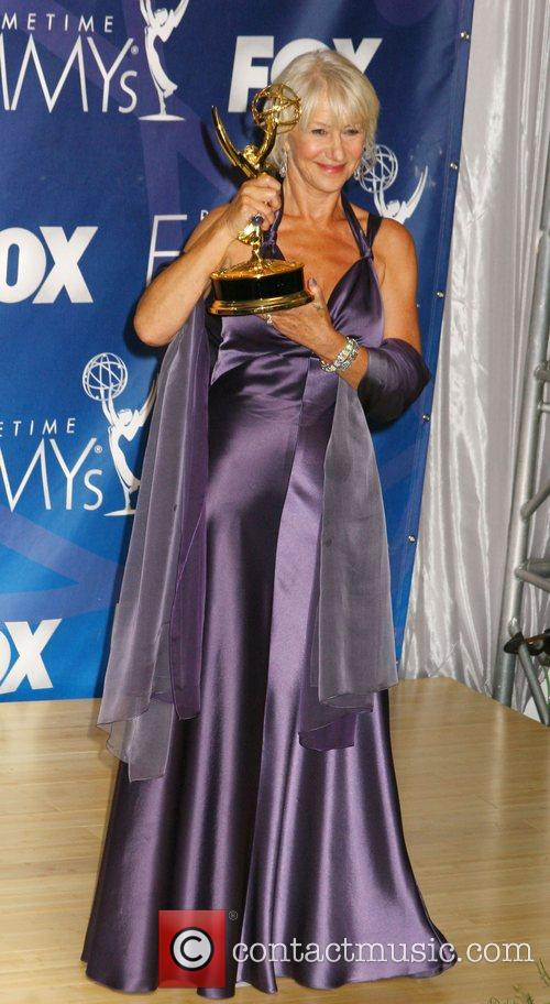 Helen Mirren  The 59th Primetime Emmy Awards at...