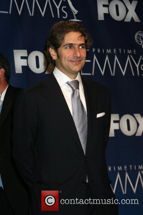 Michael Imperioli The 59th Primetime Emmy Awards at...